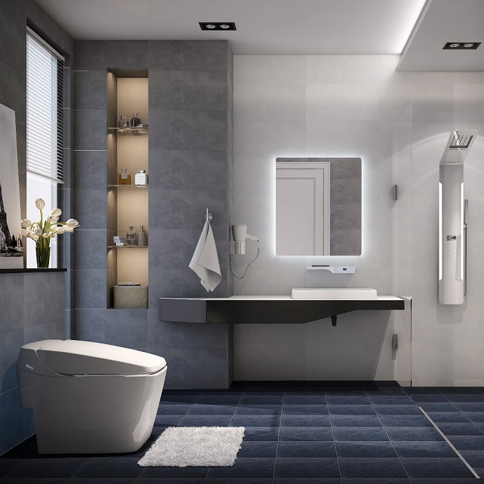 4 Thiết bị phòng tắm quan trọng bạn cần biết-1