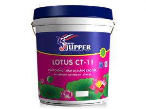 Chất chống thấm Jupper CT 11 A đa năng