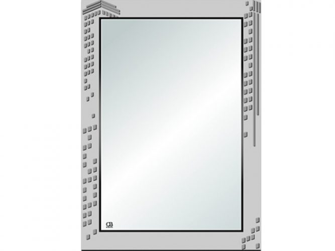 Gương bạc ròng QB Q109