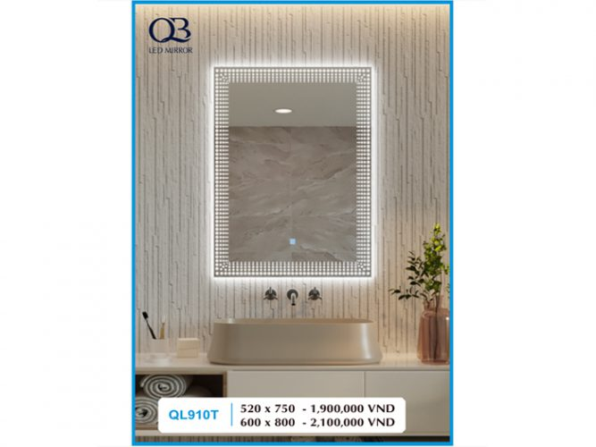 Gương đèn Led QL910T
