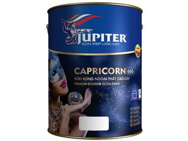 Sơn bóng ngoại thất Jupper Capricorn 660 cao cấp