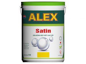 Sơn bóng nội thất ALEX SATIN-3