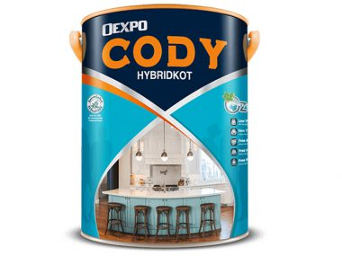 Sơn chống nóng, chống thấm Oexpo cody hybridkot