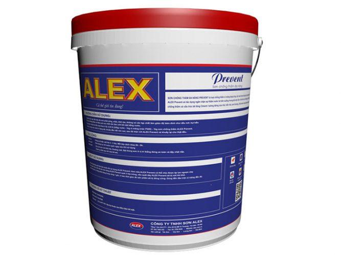 Sơn chống thấm Alex Prevent-2