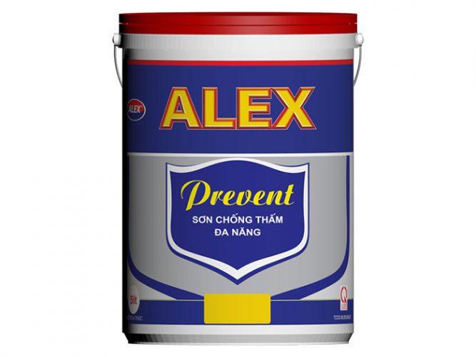 Sơn chống thấm Alex Prevent