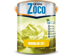 Sơn chống thấm chuyên dụng, trực tiếp tường Oexpo Zoco Humidlock Z01