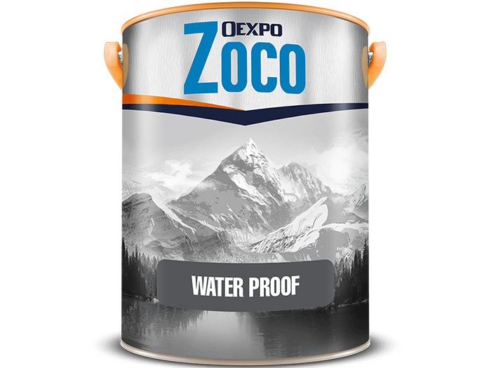 Sơn chống thấm Oexpo Zoco Water Proof