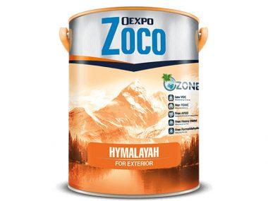 Sơn chống thấm phủ ngoại thất - Oexpo Zoco Hymalayah For Exterior