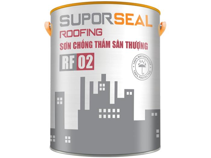Sơn chống thấm sân thượng - Suporseal Roofing RF02