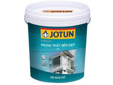 Sơn Jotun Essence ngoại thất bền đẹp (Mờ) 5L