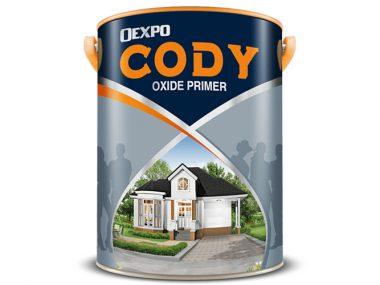 Sơn lót chống gỉ oexpo - OEXPO CODY oxide primier