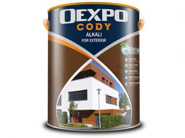 Sơn lót chống kiềm ngoài trời - Oexpo alkali for exterior