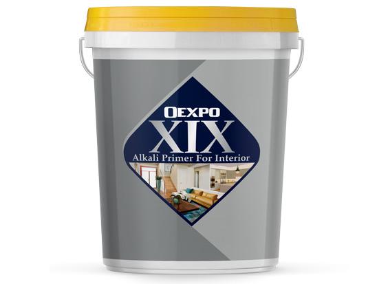 Sơn lót chống kiềm nội thất Oexpo Xix Alkali Primer For Interior cao cấp
