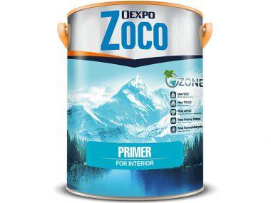 Sơn lót chống kiềm nội thất - Oexpo Zoco Primer For Interior