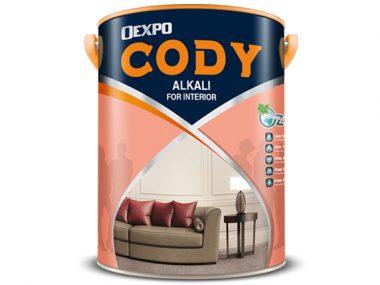 Sơn lót chống kiềm trong nhà - OEXPO CODY alkali for interior