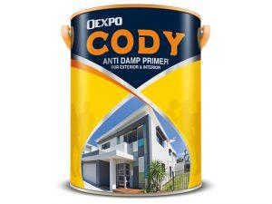 Sơn lót chống thấm ngược OEXPO CODY anti damp primer for exterior & interior