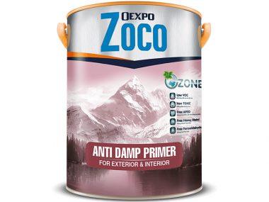 Sơn lót chống thấm ngược đặc biệt - Oexpo Zoco Anti Damp Primer For Exterior & Interior