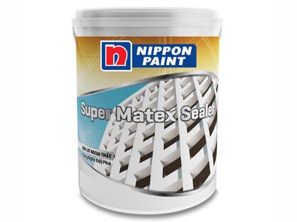 Sơn Lót ngoài trời Super Matex Sealer