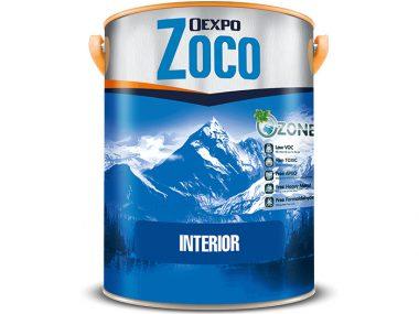 Sơn mịn nội thất cao cấp - Oexpo Zoco Interior