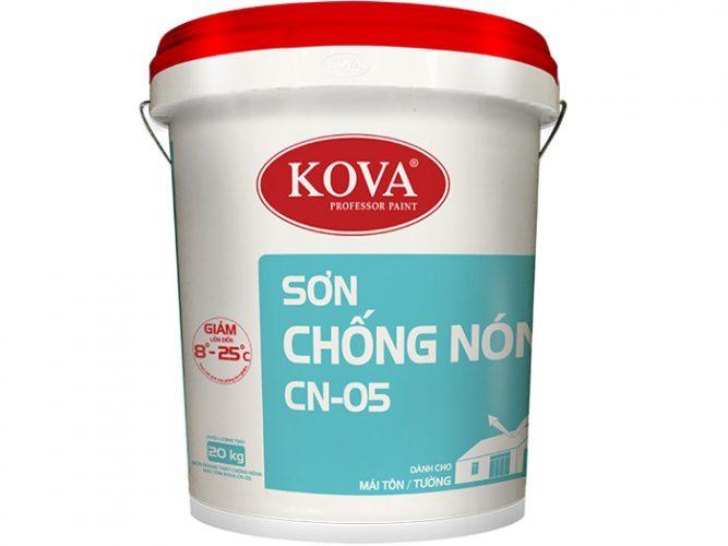 Sơn ngoại thất chống nóng đa năng Kova CN-05