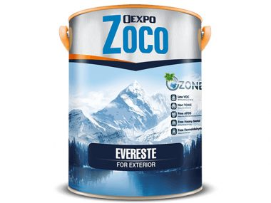 Sơn ngoại thất phủ kháng nóng - Oexpo Zoco Evereste For Exterior