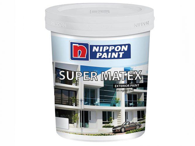 Sơn ngoại thất Super Matex-3