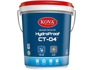 Sơn ngoài trời cao cấp Kova HydroProof CT-04