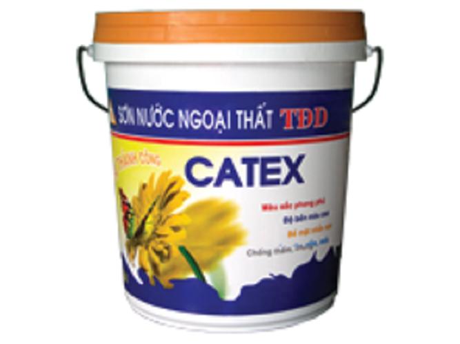 Sơn ngoài trời Catex