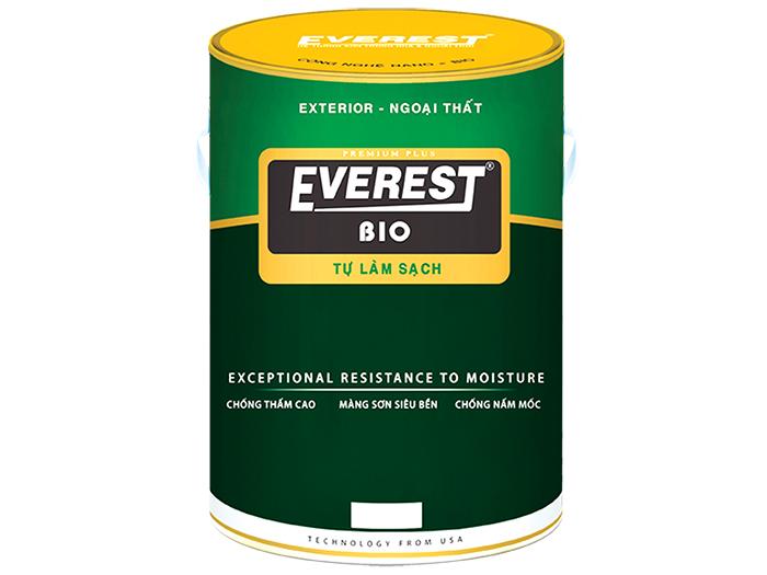Sơn ngoài trời Everest Bio cao cấp