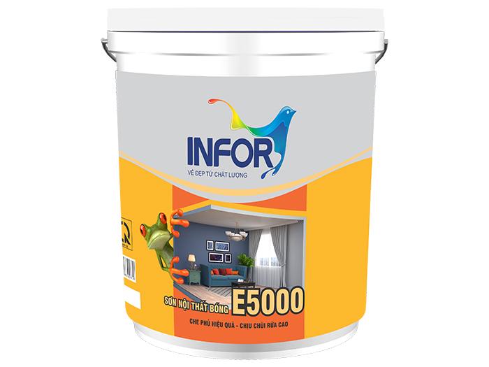 Sơn nội thất bóng cao cấp E5000