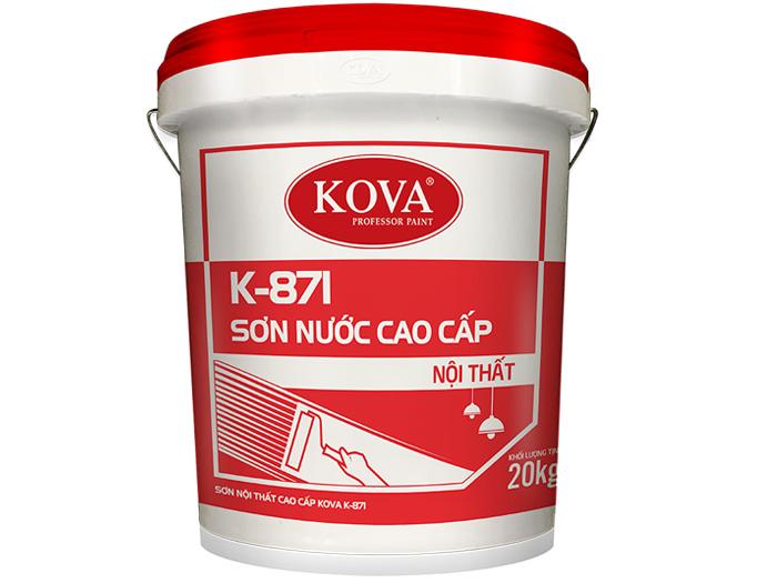 Sơn nội thất cao cấp Kova K-871