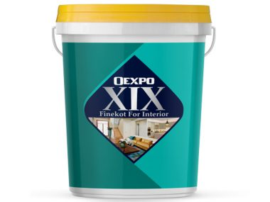 Sơn nội thất mờ cao cấp Oexpo Xix Finekot For Interio-1