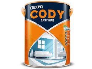 Sơn nội thất Oexpo Cody Easywipe