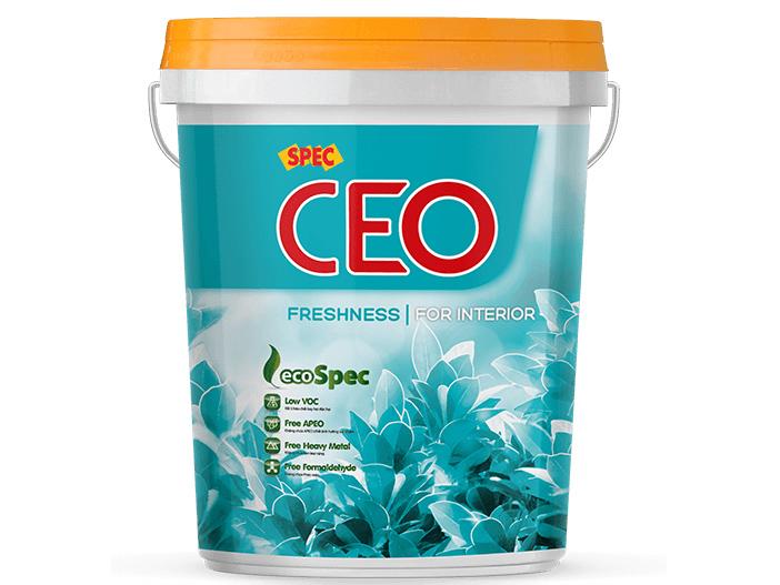 Sơn nội thất Spec Ceo Freshness For Interior