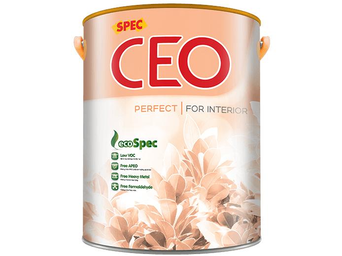 Sơn nội thất Spec Ceo Perfect For Interior bóng sang trọng cao cấp