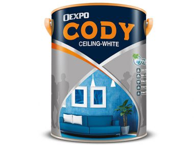 Sơn nội thất trắng OEXPO CODY CEILING - WHITE