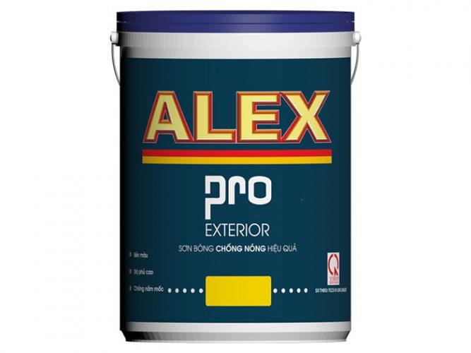 Sơn nước cao cấp ngoài trời ALEX PRO-2
