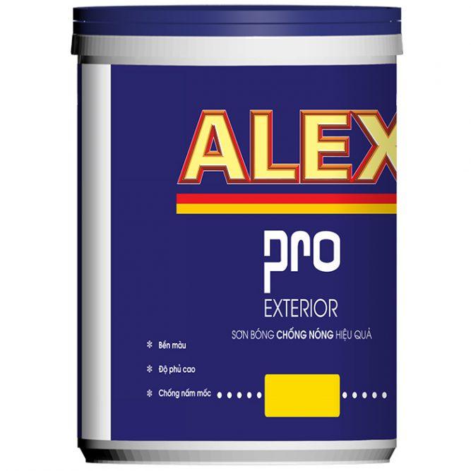 Sơn nước cao cấp ngoài trời ALEX PRO-5