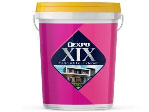 Sơn nước ngoại thất bóng cao cấp Expo Xix Satin 4.0 For Exterior-1