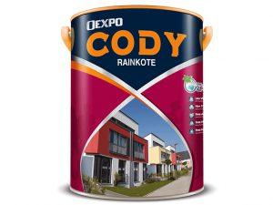 Sơn nước ngoài trời - Oexpo Cody Rainkote