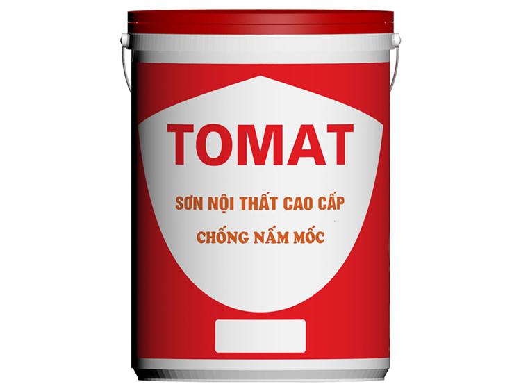 Sơn nước nội thất Tomat đỏ