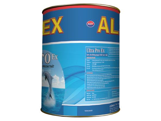 Sơn phủ ngoại thất ALEX ULTRA PRO EX-2