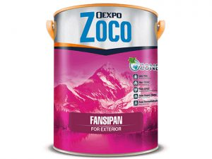 Sơn phủ ngoại thất - Oexpo Zoco Fansipan For Exterior