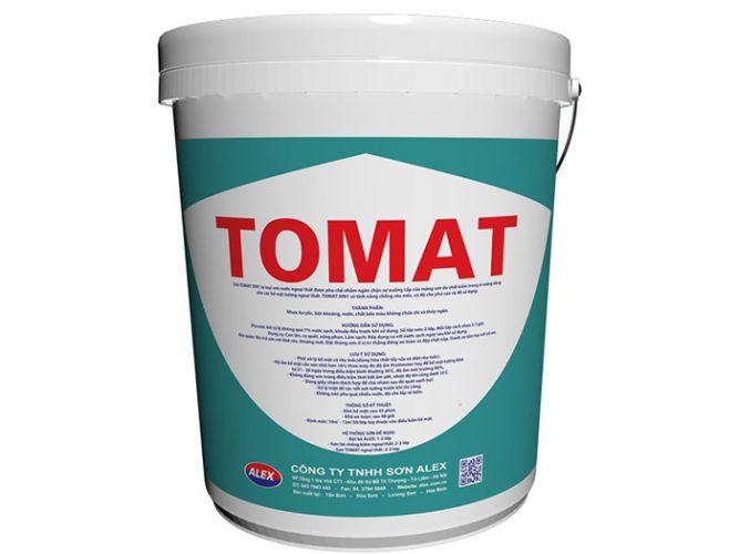 Sơn phủ ngoài trời Tomat 5 in 1-2