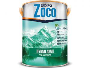 Sơn phủ nội thất chuyên dụng bóng mờ - Oexpo Zoco Hymalayah For Interior
