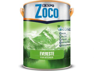 Sơn phủ nội thất - Oexpo Zoco Everest For Interior