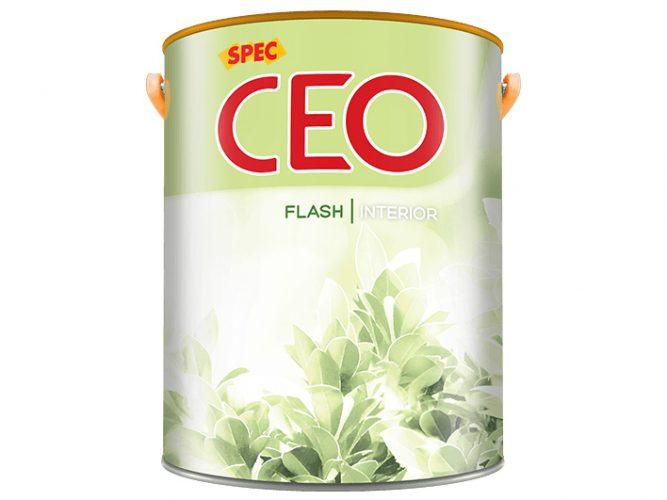 Sơn Spec Ceo Flash Interior sơn nước tia chớp trong nhà
