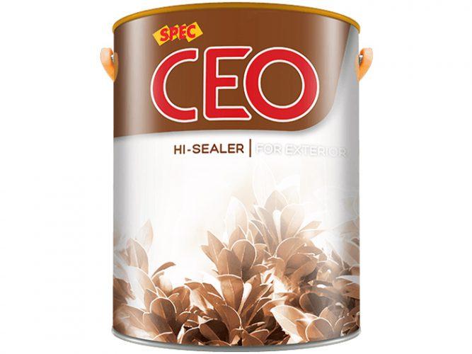 Sơn Spec Ceo Hi-Sealer For Exterior - Sơn lót ngoại thất chống kiềm, thẩm thấu cao
