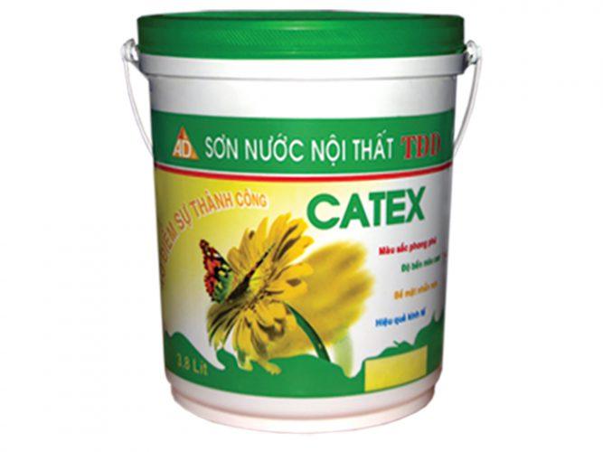 Sơn trong nhà Catex