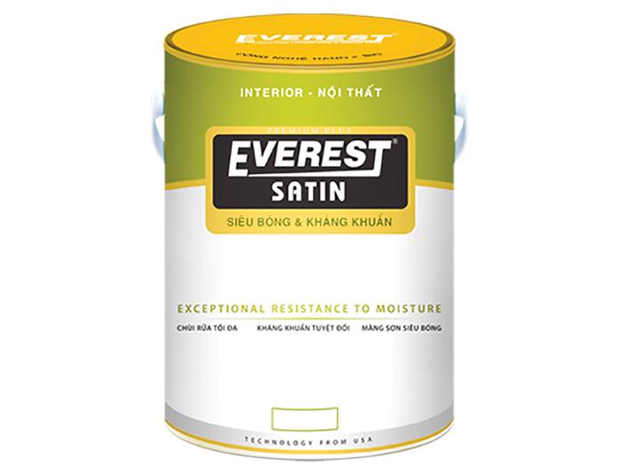 Sơn trong nhà Everest Satin